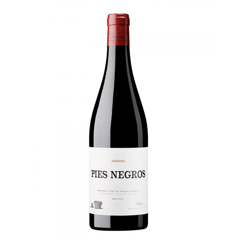 Rioja 'Pies Negros' 2018 Artuke