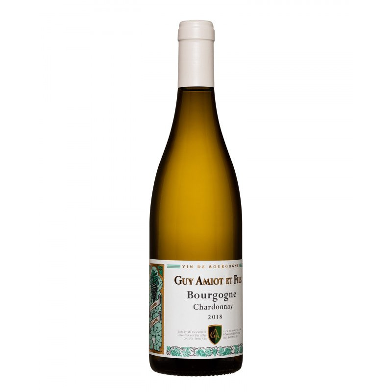 Bourgogne Chardonnay 'Cuvée Flavie' 2018 Domaine Amiot