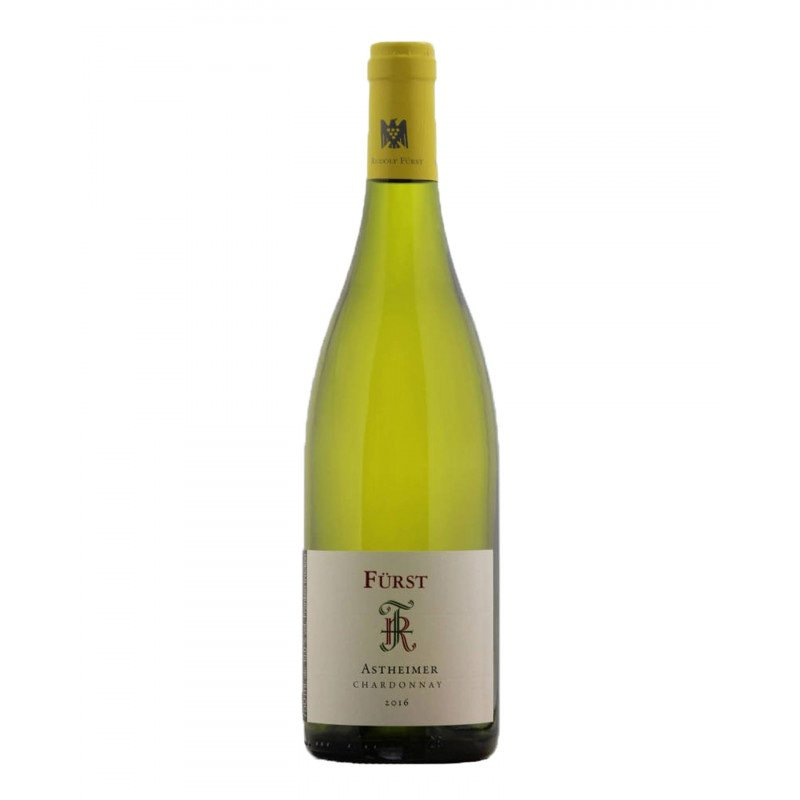 Franken Astheimer V.D.P. Ortswein Chardonnay 2016 Fürst