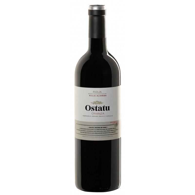 Rioja Crianza 2017 Ostatu