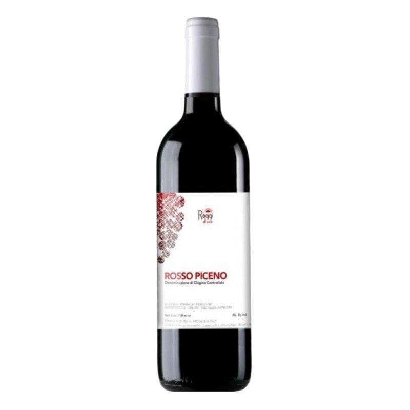 Rosso Piceno Raggi d'Uva 2018 Boccafosca