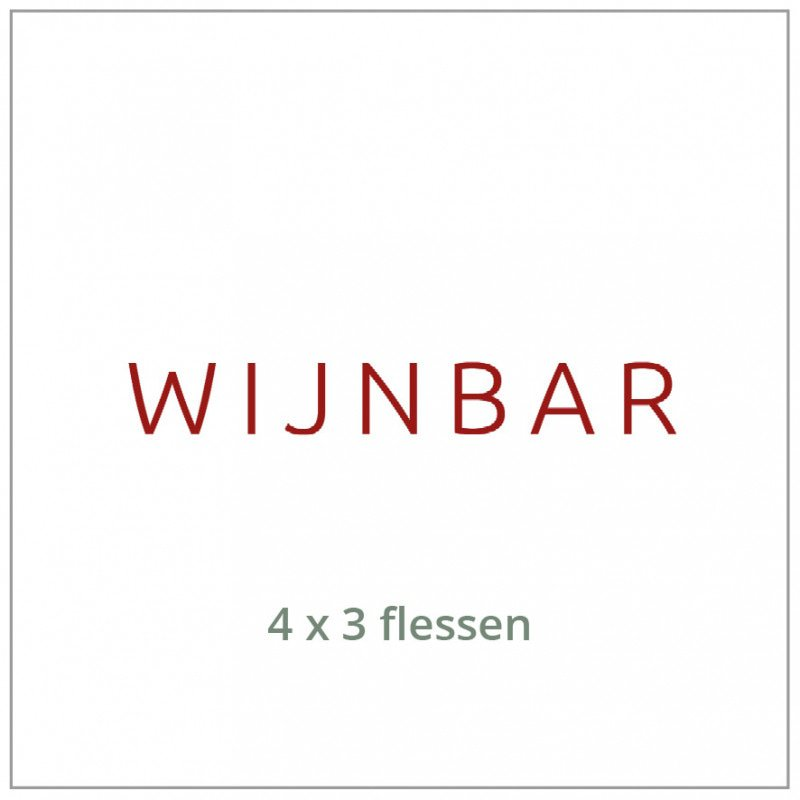 Favoriete wijnen gasten Wijnbar Boelen