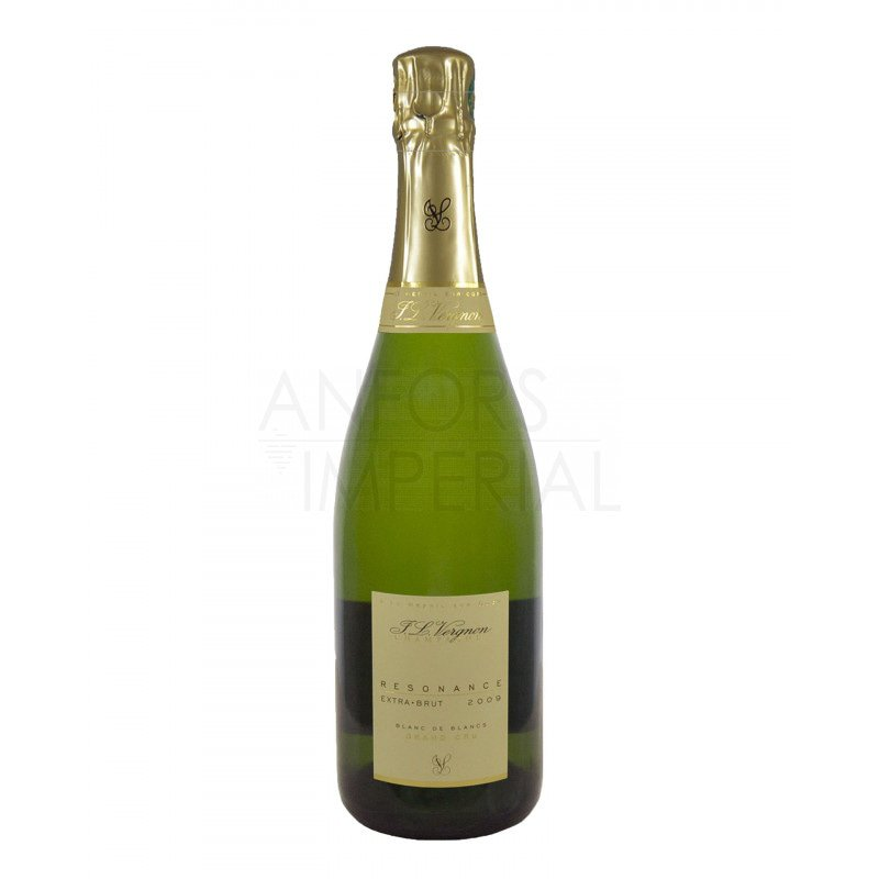 Champagne Extra Brut 'Resonance' 2009 J.L. Vergnon
