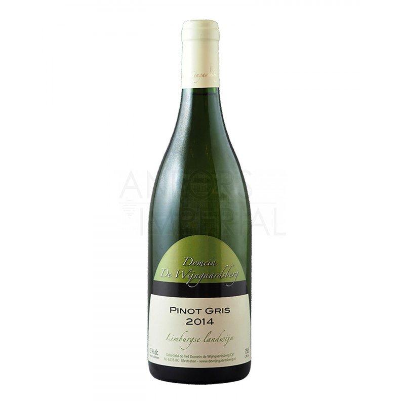 Mergelland Pinot Gris 2018 Wijngaardsberg