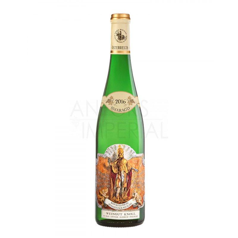Wachau Riesling 'Kellerberg' Smaragd 2016 Knoll