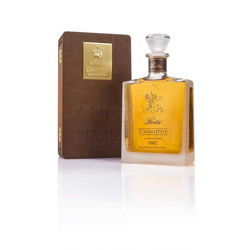 Casalotto 1986 Distillerie Berta