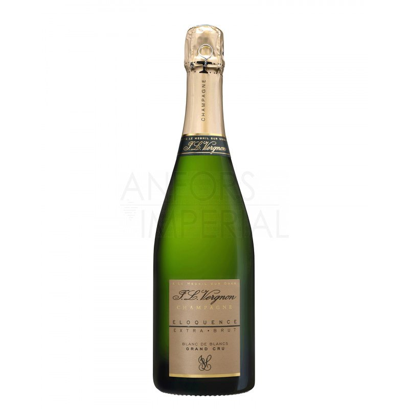 Champagne Extra Brut 'Eloquence' J.L.Vergnon