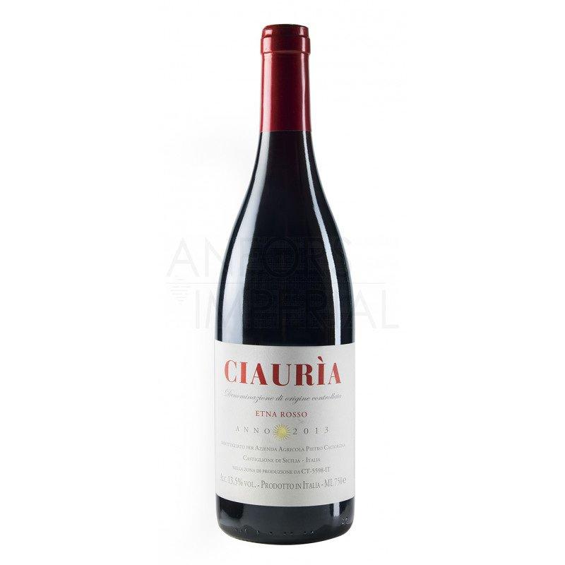 Etna Rosso 'Ciaurìa' 2018 Caciorgna Pietro