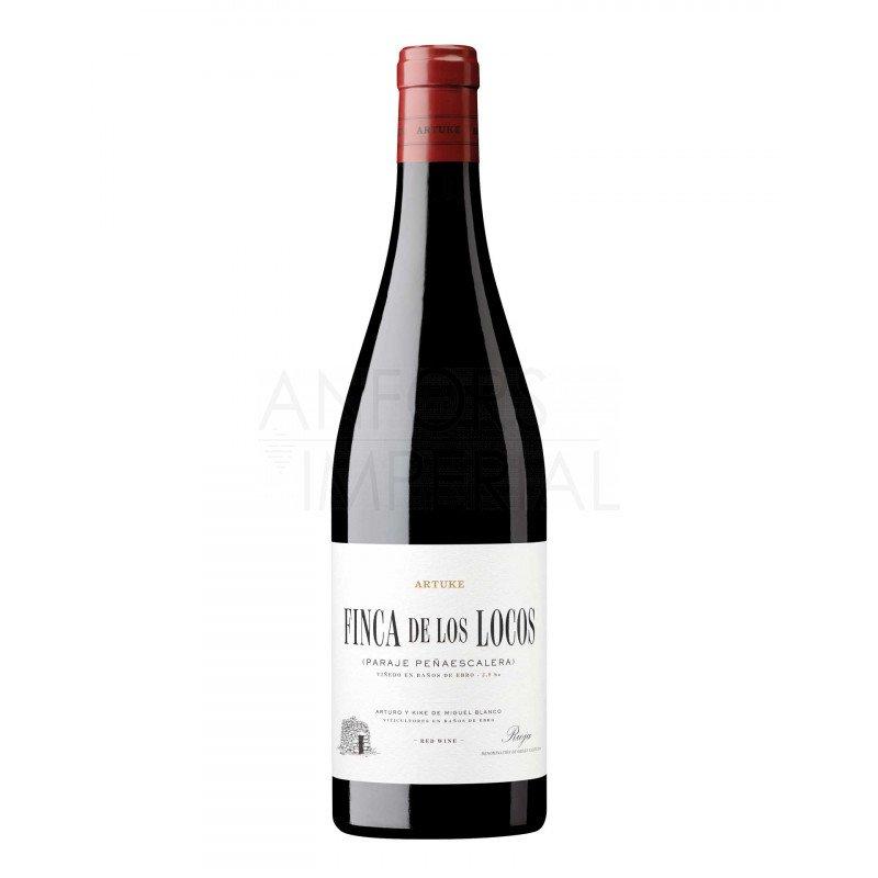 Rioja 'Finca de los Locos' 2016 Artuke