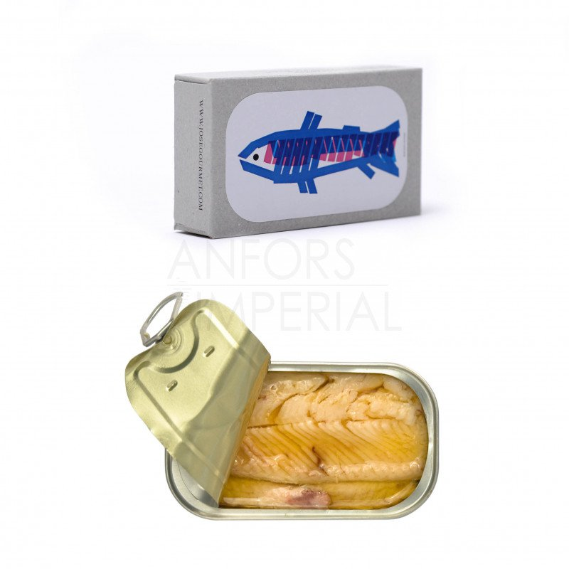Forel in pickles