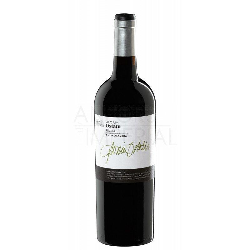 Rioja Tinto 'Gloria de Ostatu' 2010 Ostatu