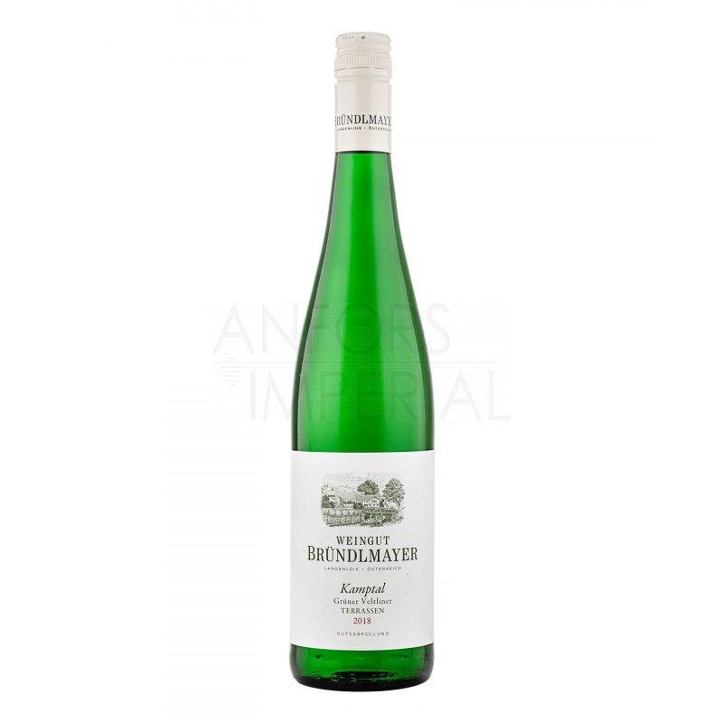 Kamptal DAC Grüner Veltliner 'Terrassen' 2018 Bründlmayer