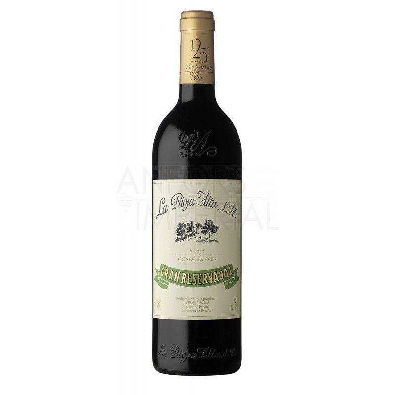 Rioja Gran Reserva '904' 2010 La Rioja Alta