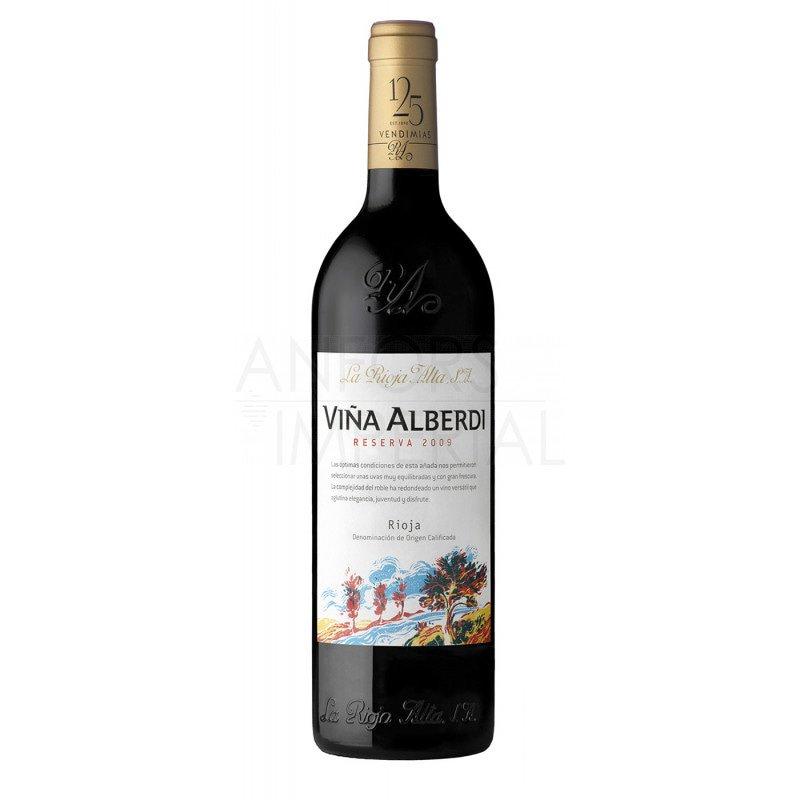 Rioja Reserva 'Viña Alberdi' 2012 La Rioja Alta
