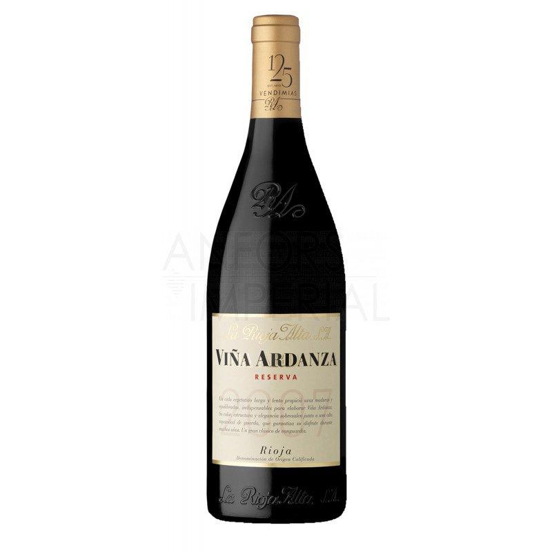 Rioja Reserva 'Viña Ardanza' 2009 La Rioja Alta