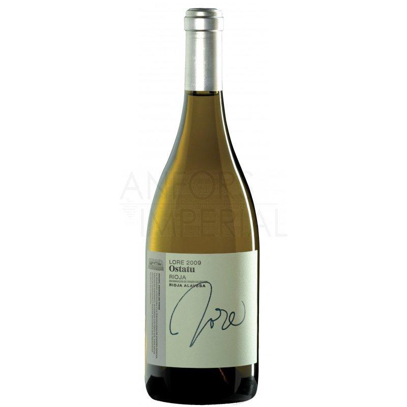 Rioja Blanco 'Lore de Ostatu' 2015 Ostatu