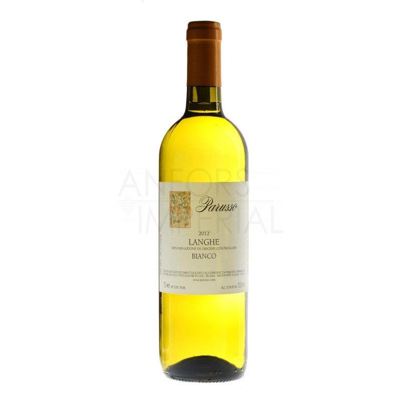 Langhe Bianco 2016 Parusso