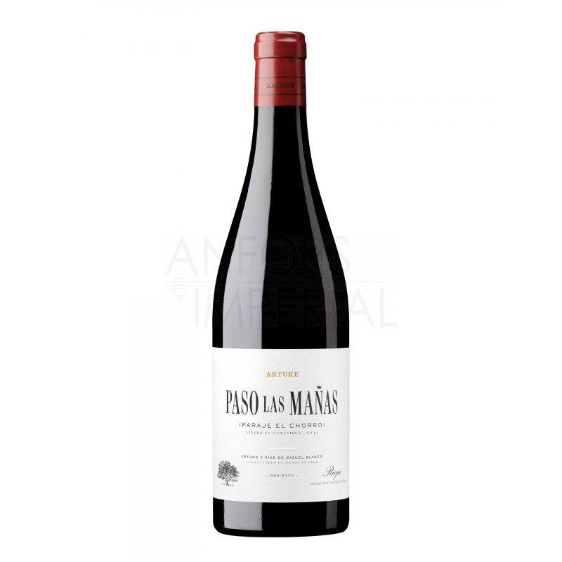 Rioja 'Paso Las Mañas' 2017 Artuke