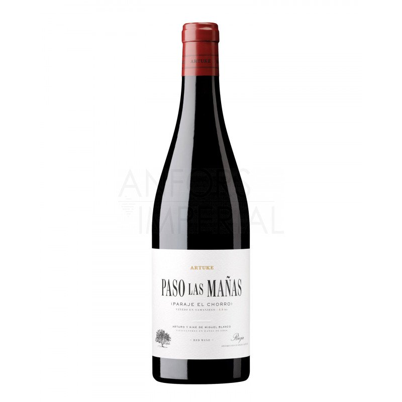 Rioja 'Paso Las Mañas' 2018 Artuke