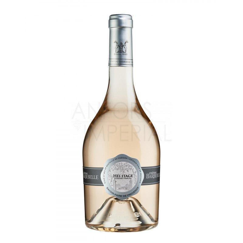 Aix-en-Provence Héritage Rosé 2018 Château Barbebelle
