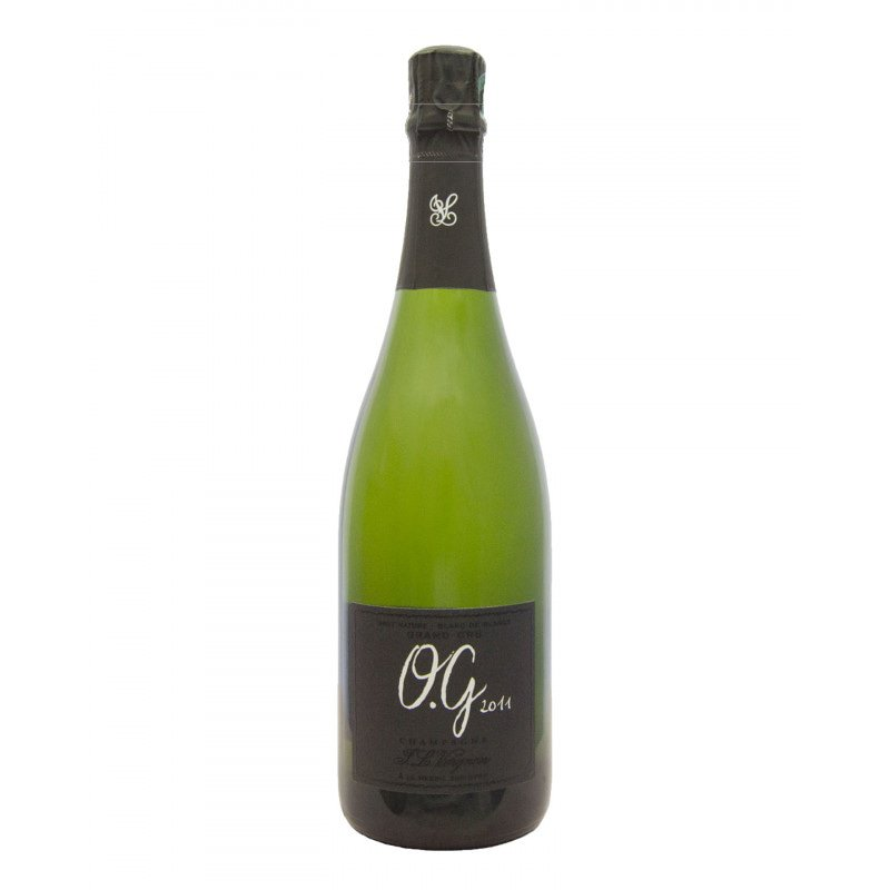Champagne Brut Nature 'OG' 2011 J.L. Vergnon