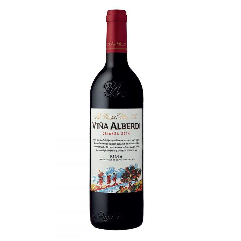 Rioja Reserva 'Viña Alberdi' 2015 La Rioja Alta
