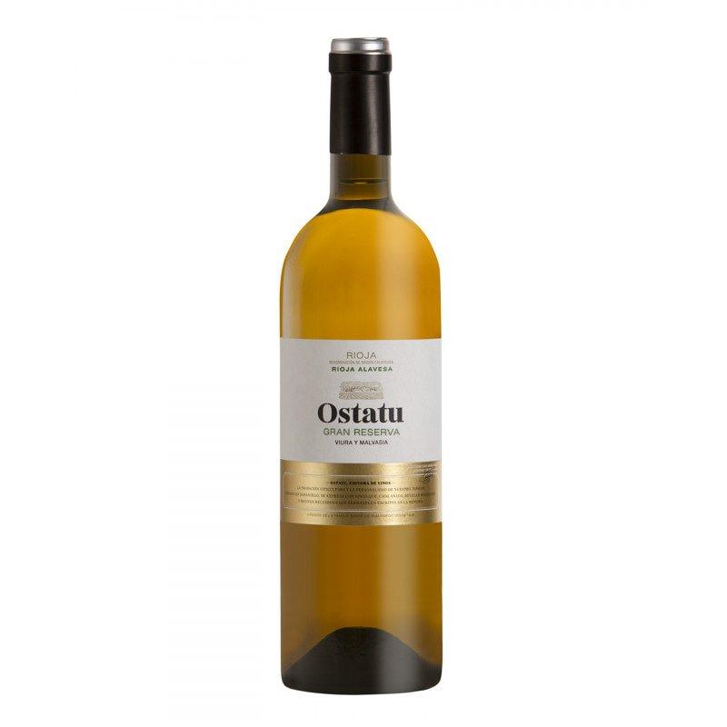 Rioja Blanco Gran Reserva 2013 Ostatu