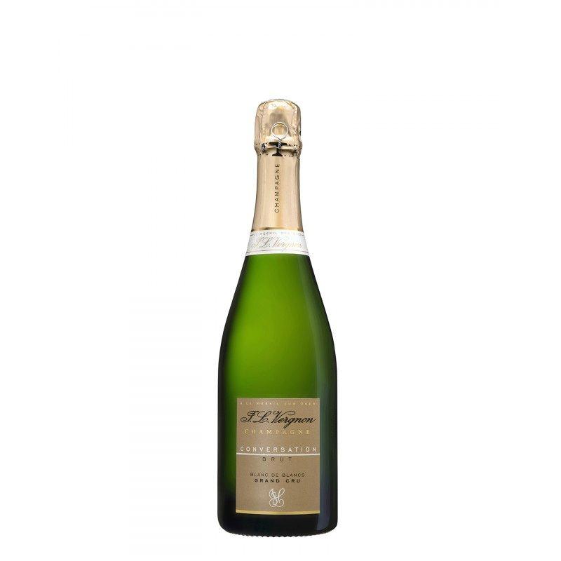 Champagne Brut Grand Cru 'Conversation' J.L. Vergnon