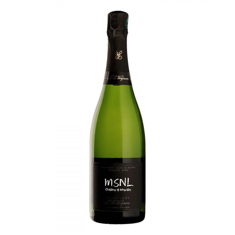 Champagne Extra Brut Grand Cru 'MSNL' 2010 J.L. Vergnon