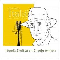 Italië! Boek van Onno Kleyn mét wijn