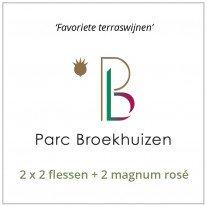Favoriete terraswijnen van Parc Broekhuizen