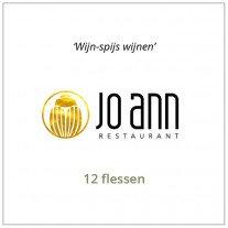 Hemelse wijnspijs van Joann
