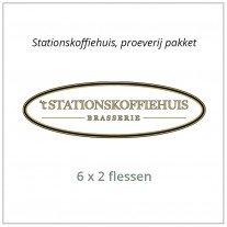Brasserie 't Stationskoffiehuis - SKH Proeverij pakket