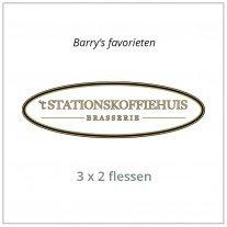 Brasserie 't Stationskoffiehuis - Barry's favorieten