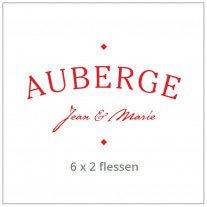 Auberge Jean & Marie - pakket 1
