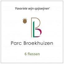 Favoriete wijn-spijswijnen van Parc Broekhuizen