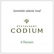 Sommelier Selectie 'Rood' - Restaurant Codium