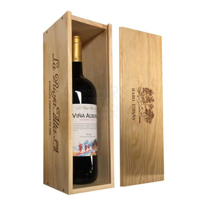 Rioja Reserva 'Viña Alberdi in luxe kist' 2011 La Rioja Alta