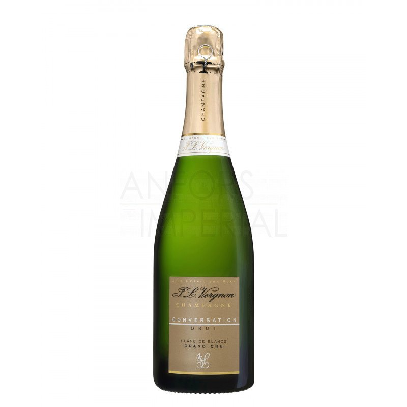 Champagne Brut 'Conversation' J.L. Vergnon