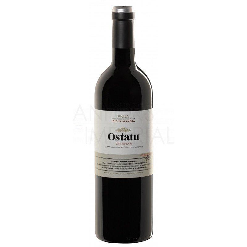Rioja Crianza 2014 Ostatu