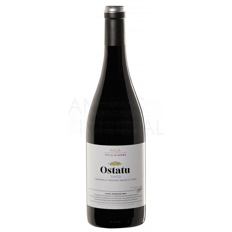 Rioja Tinto 2016 Ostatu