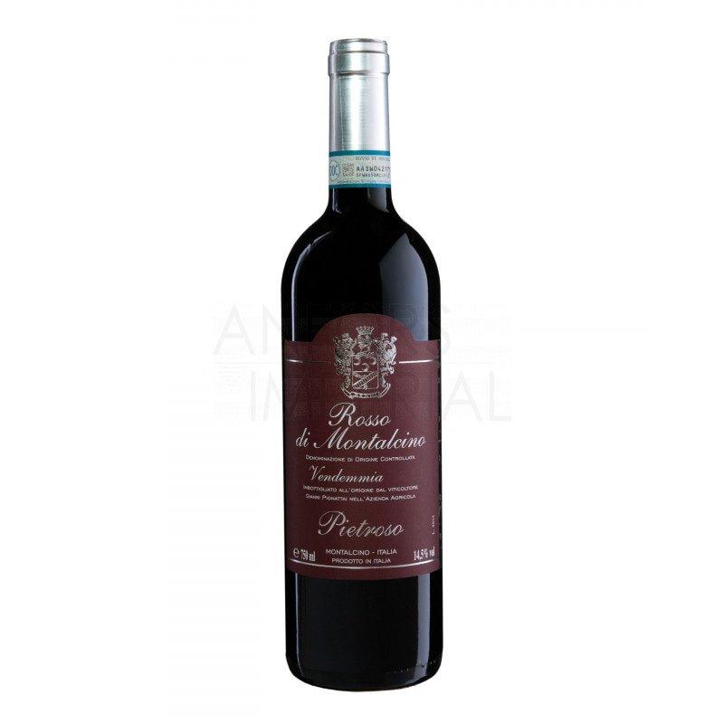 Rosso di Montalcino 2016 Pietroso