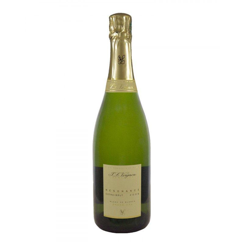 Champagne Extra Brut 'Resonance' 2009 J.L. Vergnon