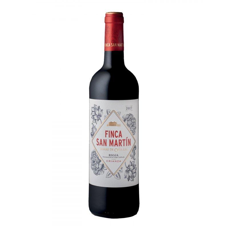 Rioja Crianza 'Finca San Martín' 2018 Torre de Oña