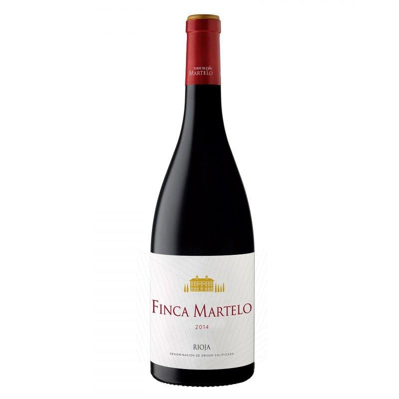 Rioja Reserva 'Finca Martelo' 2014 Torre de Oña