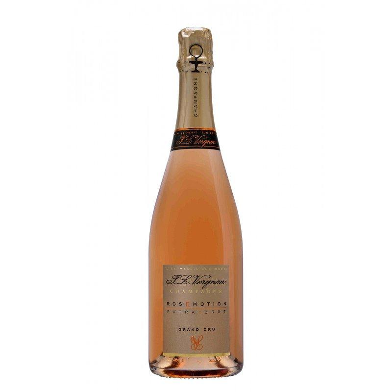 Champagne Extra Brut 'Rosemotion' J.L.Vergnon