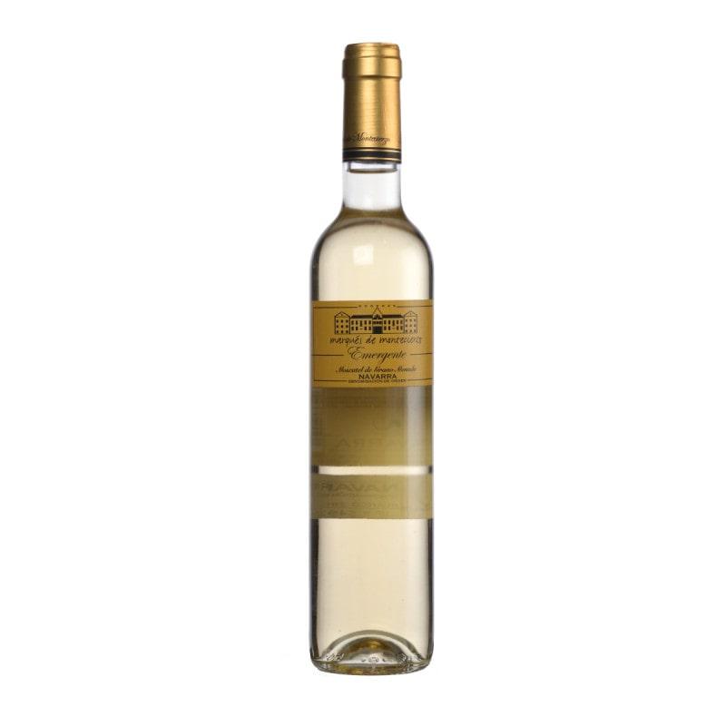 Navarra 'Emergente' Moscatel Dulce 2015 Montecierzo